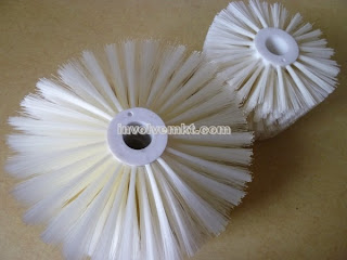 industrial brush manufacturer. nylon glove cleaning brush