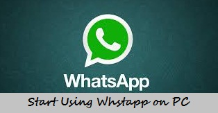 Install Whatsapp on PC, Computer, Laptop