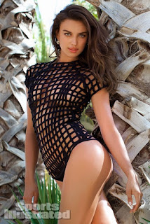 Irina Shayk Sports Illustrated 2013 Swimsuit