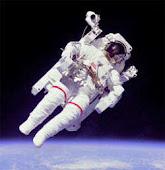 Presurización en traje de astronautas.