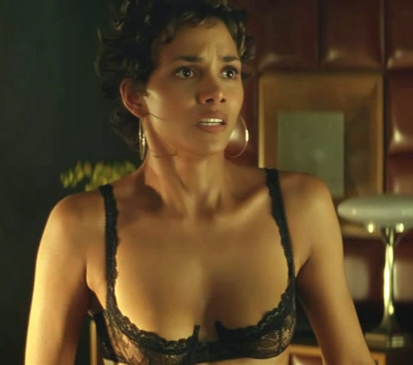 halle berry swordfish