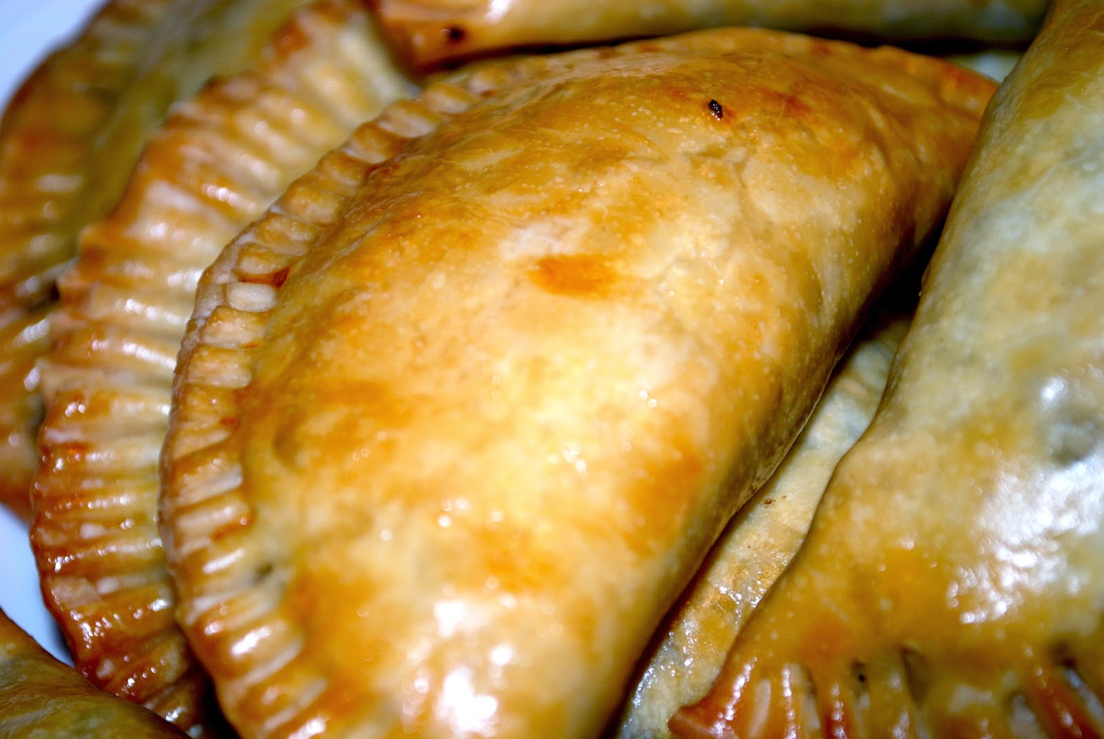 Girl's Guilty Pleasures: Baked Beef Empanadas