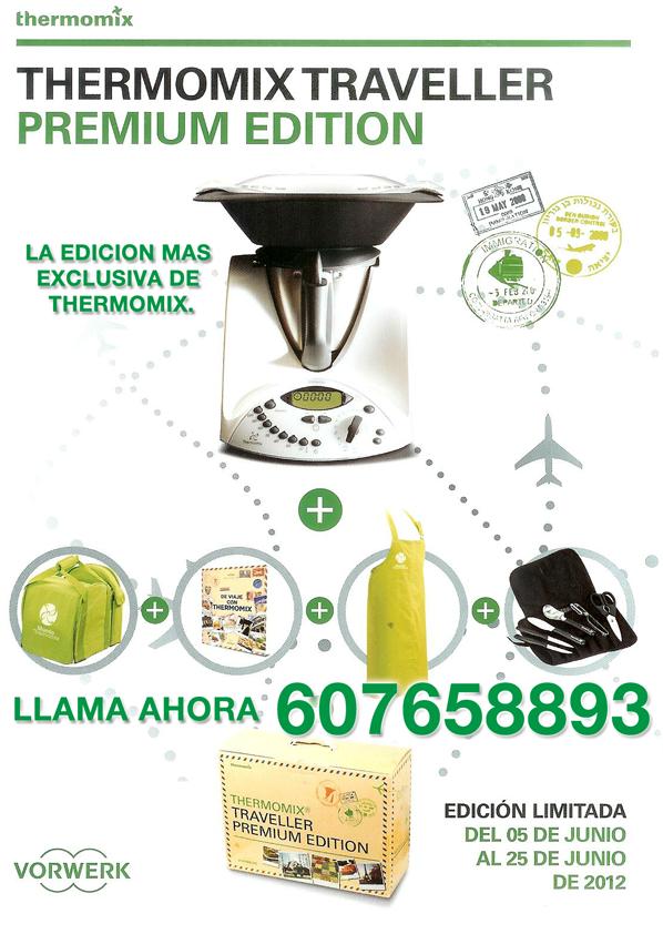 Thermomix Descuento Promocion 2012