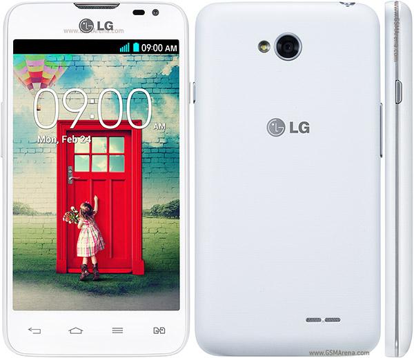 Harga dan Spesifikasi Smartphone LG L65 Dual