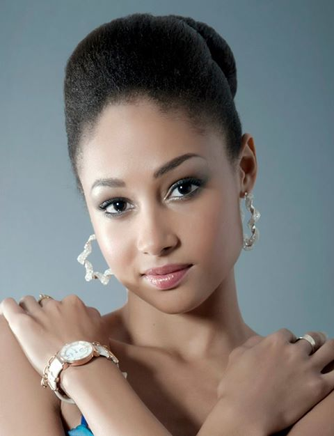 Miss France Supranational 2013 winner Camille Rene