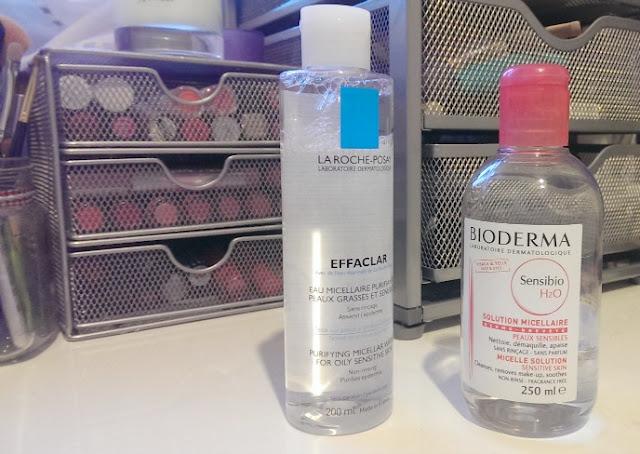 effaclar micellar water vs bioderma