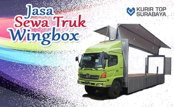 SEWA / CARTER TRUK WING BOX SURABAYA