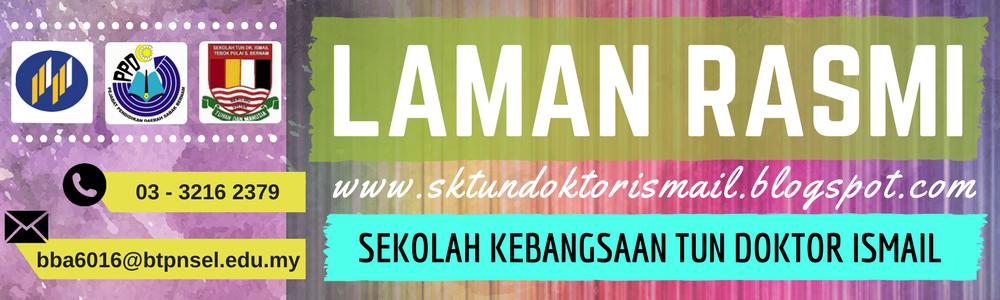 Laman Web Rasmi SK Tun Doktor Ismail