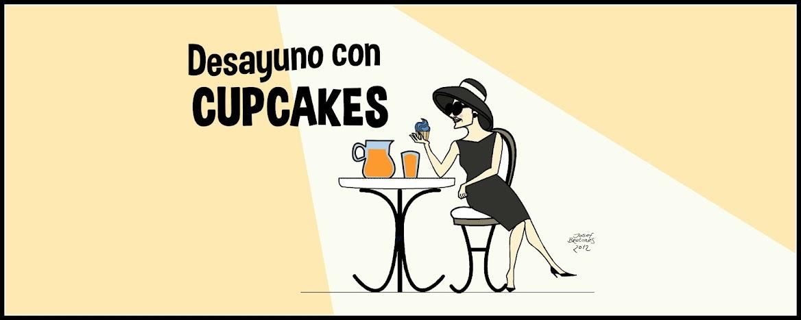 Desayuno con Cupcakes