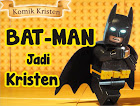 Bat-Man jadi Kristen