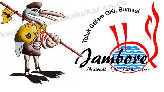 Mascot Dan Logo  JAMNAS 2011