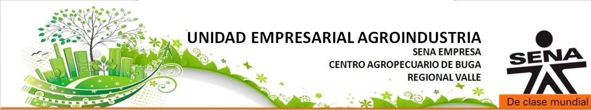U.E. PROCESAMIENTO DE ALIMENTOS - SENA EMPRESA BUGA