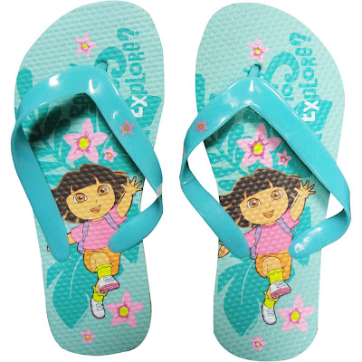 Chanclas Dora Exploradora