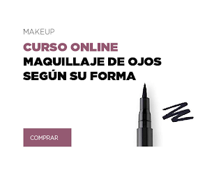 NUEVO CURSO ONLINE DE MAQUILLAJE DE OJOS SEGÚN SU FORMA