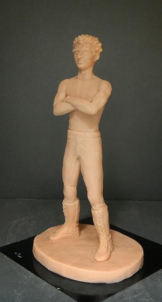 statuette personalizzate regali originali action figures da colorare orme magiche