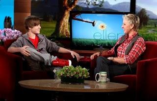 Justin bieber exclusive interview
