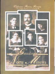 """Livro: """"Genealogia Norte Mineira v.1"""""""