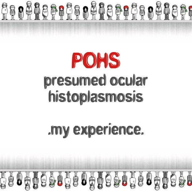 presumed ocular histoplasmosis