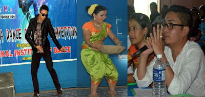 Rudranna dance dimension compitition by sumikal institute of dance