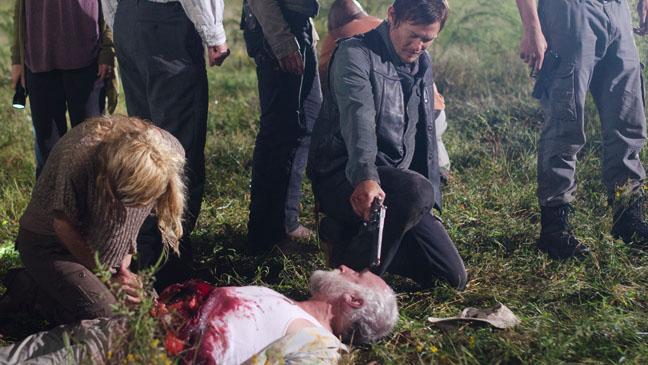 Dale. The Walking Dead