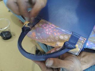 membuat tas tangan