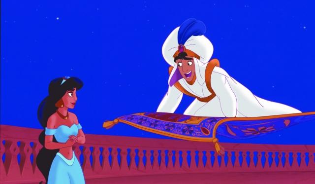Hình ảnh phim Aladdin Và Cây Đèn Thần