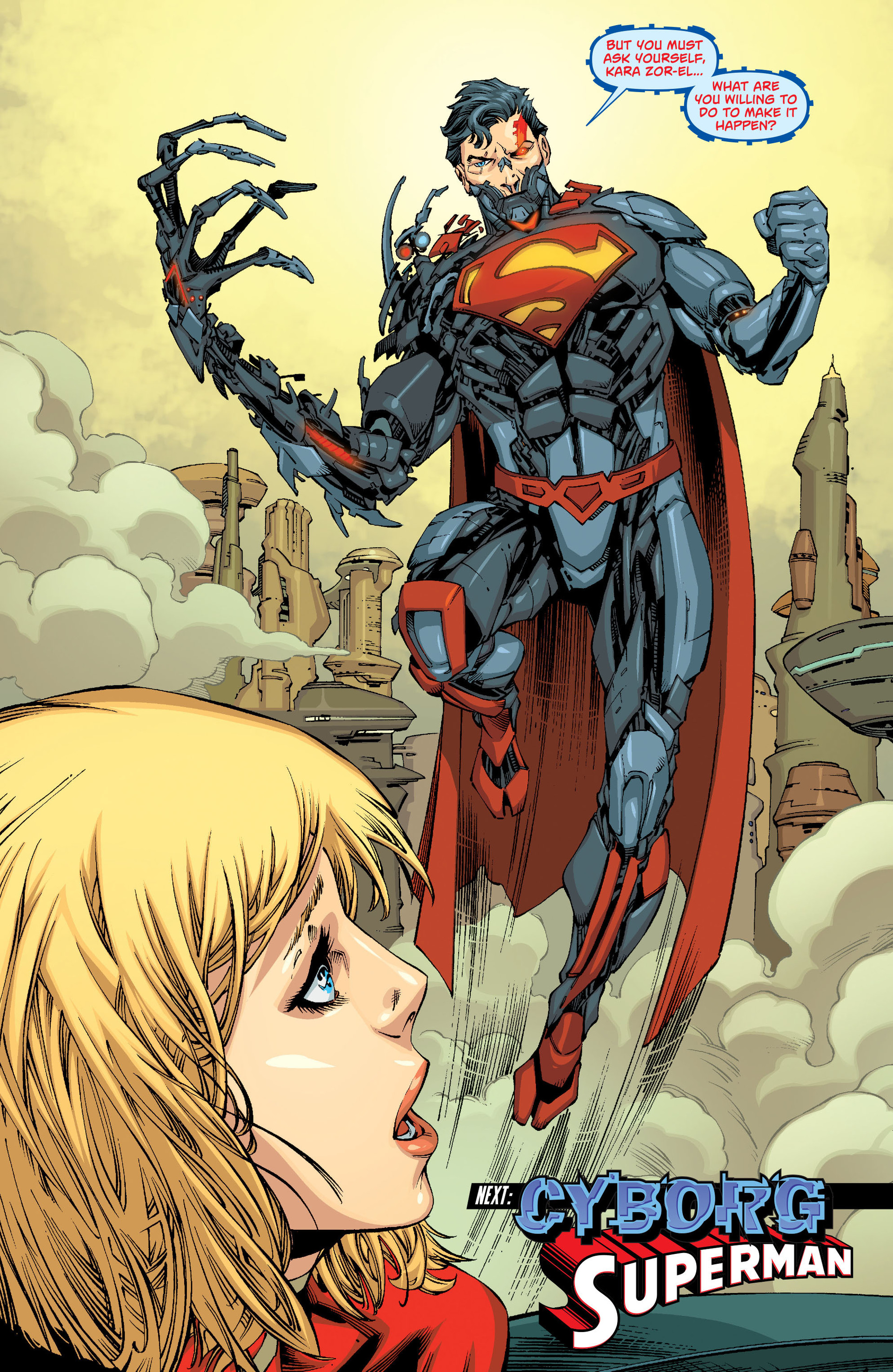Supergirl (2011) Issue #21 #23 - English 20
