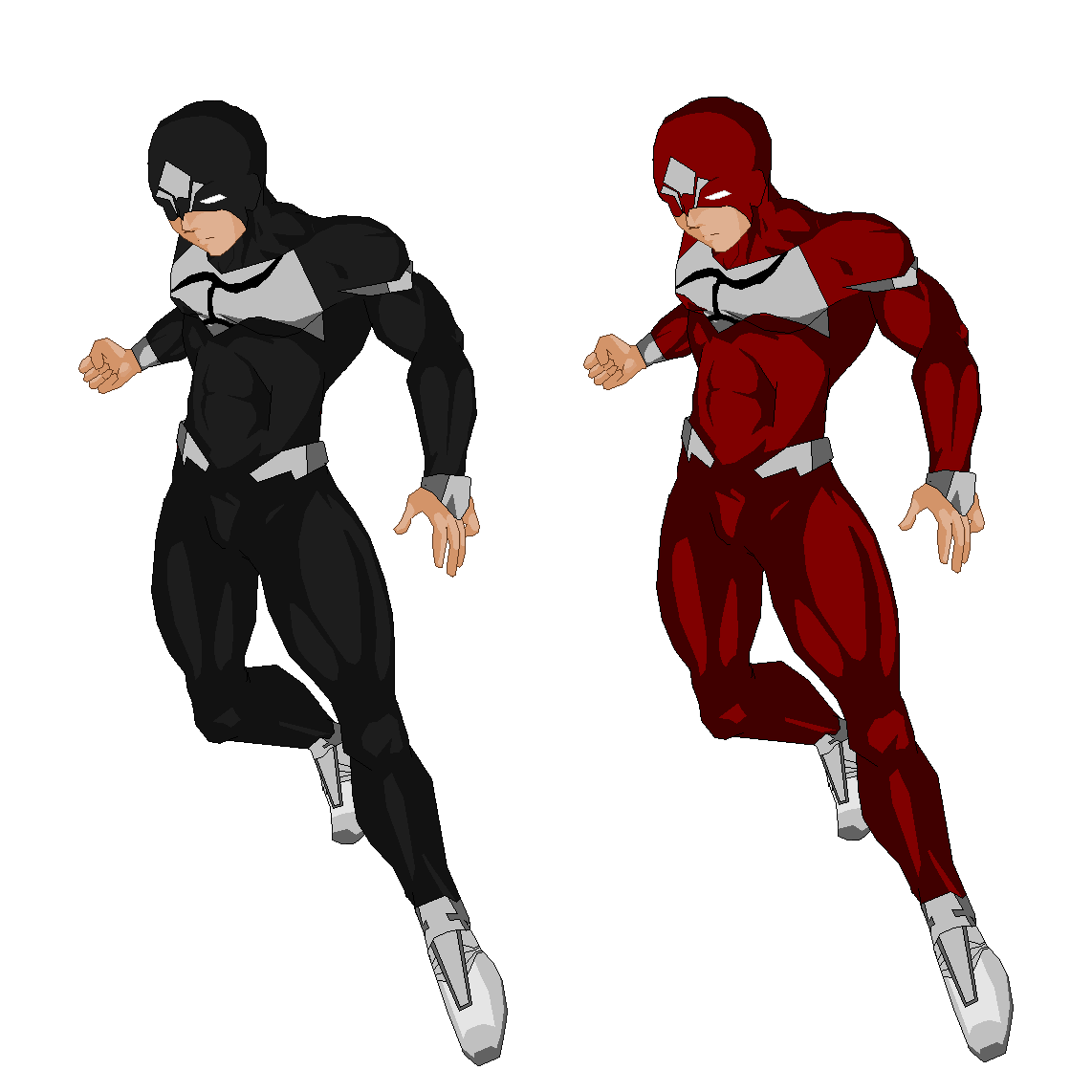 superhero costume design