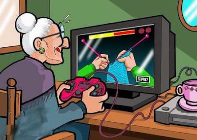 smiješne slike bakice