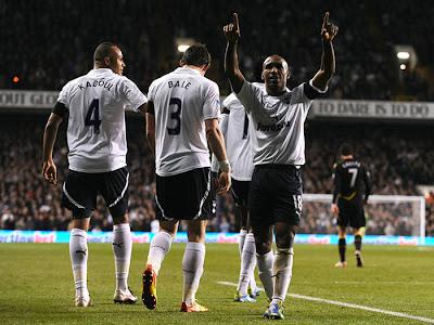 Tottenham Hotspurs 3 - 0 Bolton Wanderers (3)