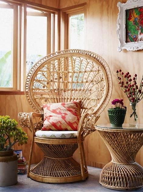 Mi sill n emmanuelle en la tienda my peacock chair in - Sillon emmanuelle ...