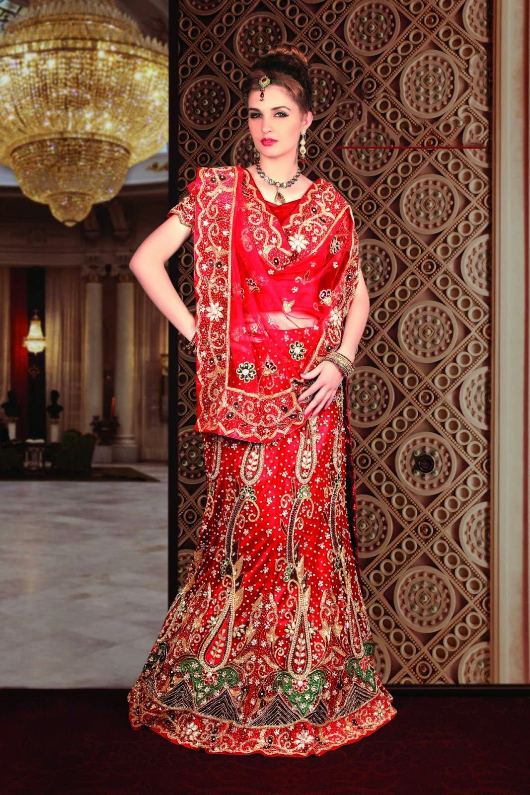 Indian Bridal Wear Online Usa 73