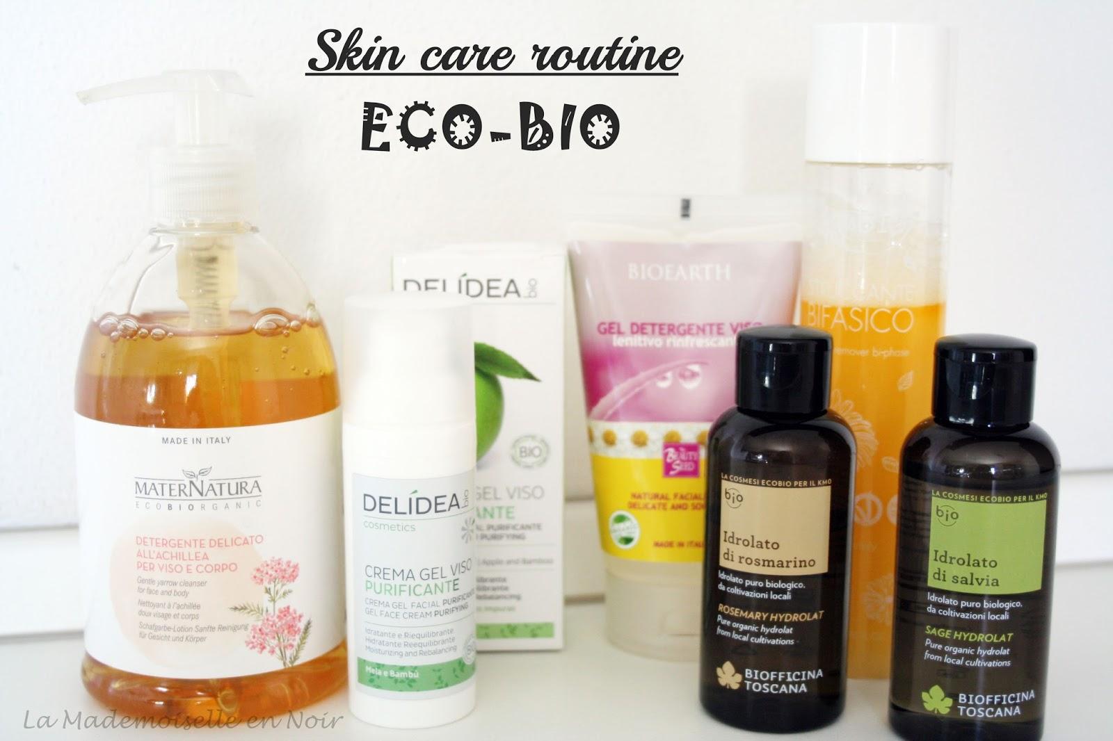 Skin Care Routine BIO