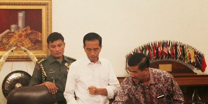 Kamar Bung Karno Paling Angker
