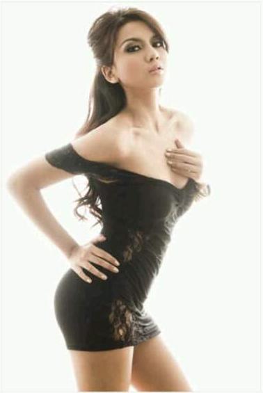 Foto Anggita Sari Seksi