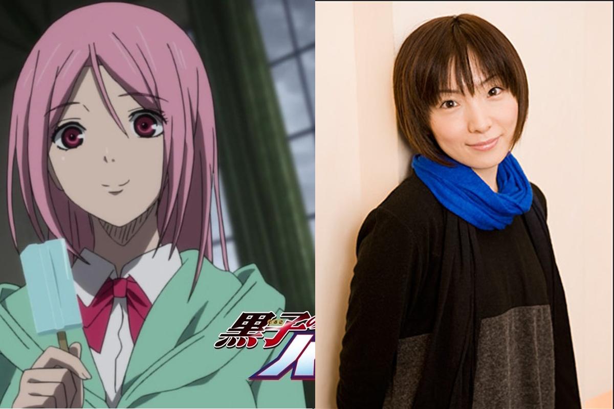 Fumiko Orikasa sebagai Satsuki Momoi