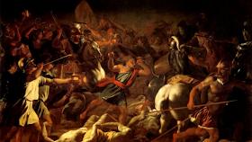10. Pembantaian Kaum Amalek dan Median (Sebelum Masehi)
