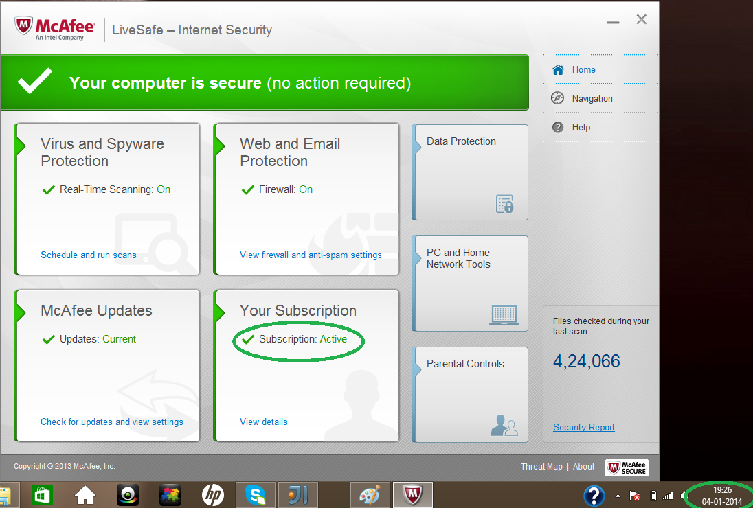 Worksheet Extend Free Trial automate the box mcafee internet security antivirus extend free subscription activated