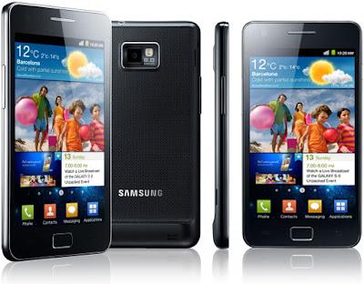 HP Murah Berkualitas - Samsung Galaxy S II