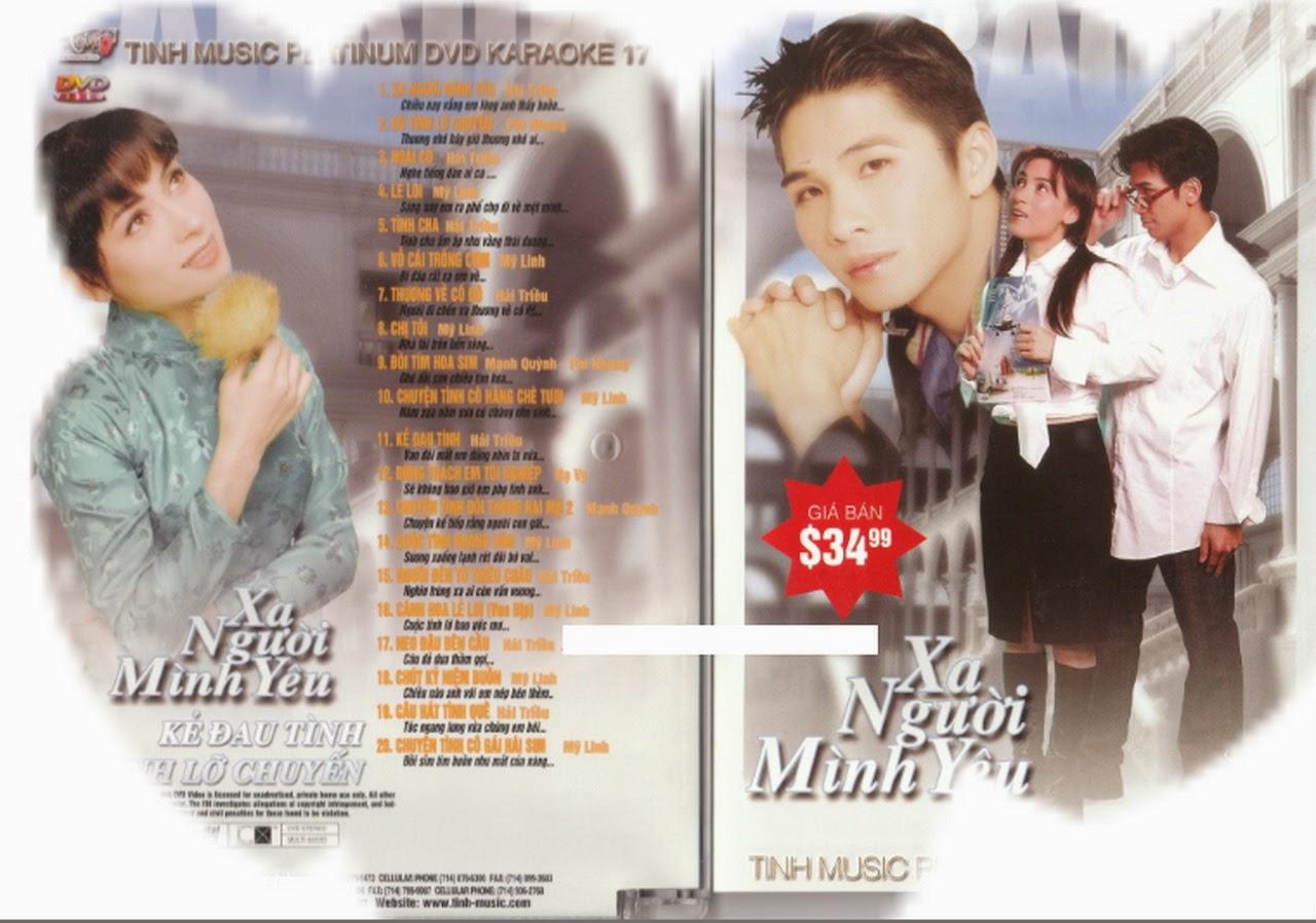 Tình Music Platinum Karaoke 17-Xa Người Mình Yêu [DVD5.ISO]