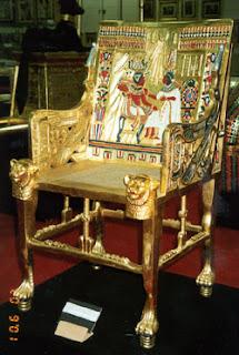 EGYPTIAN PHARAOH ANCIENT GOLD
