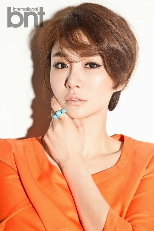 Park Hyo Joo - bnt International February 2014