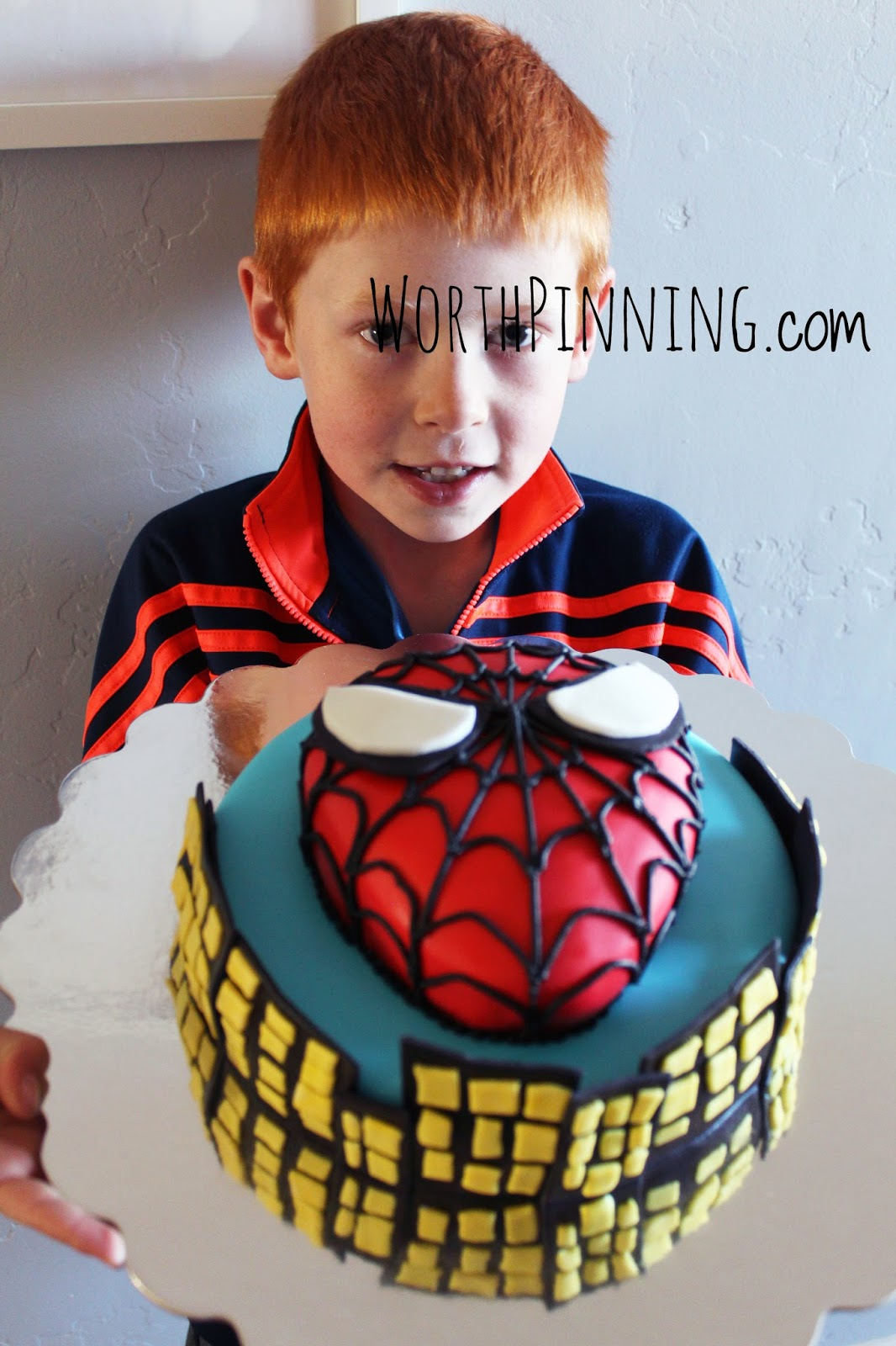 Hell Have 6 Other Superhero Boys Over To Help Him Celebrate Turning 7 Fight Off Any Evil And Definitely Eat Cake