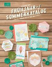 Frühling-/Sommer Katalog 2017