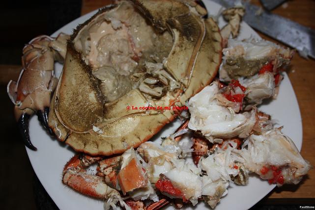 Tutorial cocer y abrir un buey de mar - Como cocinar un buey de mar ...
