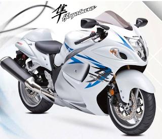 SUZUKI HEAVY BIKES HAYABUSA GSX1300R