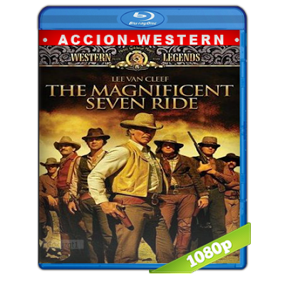 El Desafio De Los Siete Magnificos (1972) BRRip Full 1080p Audio Trial Latino-Castellano-Ingles 5.1
