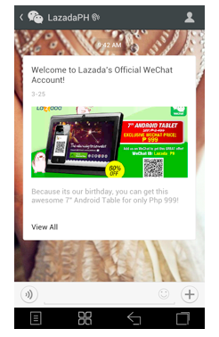 how to get wechat out