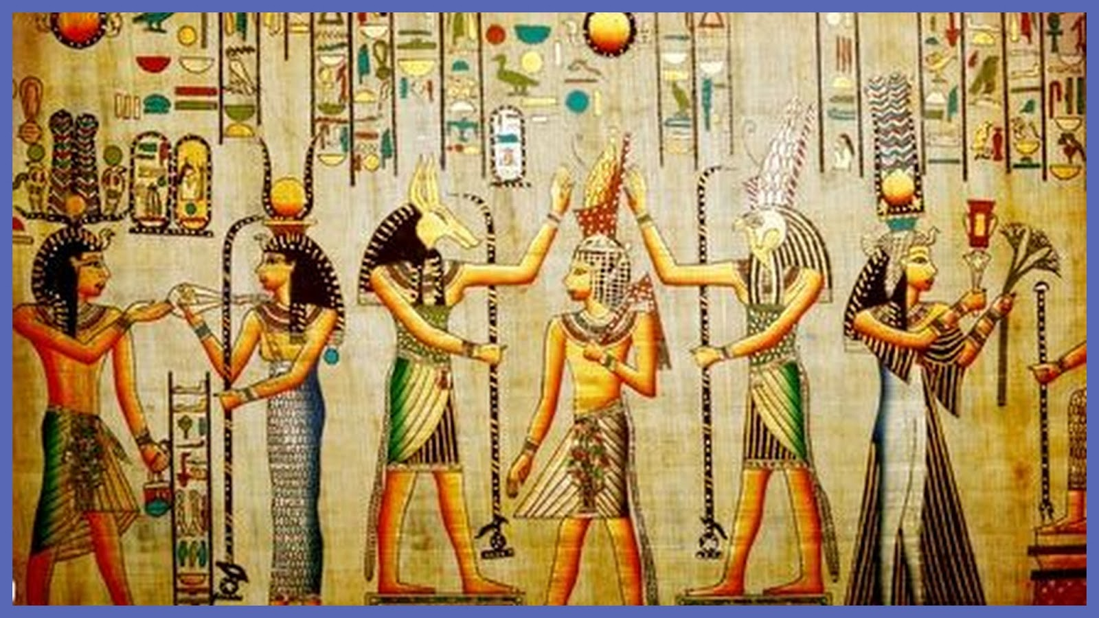 Re -Train Your Brain To Happiness: First Pharaoh Ruled Ancient Egypt ...