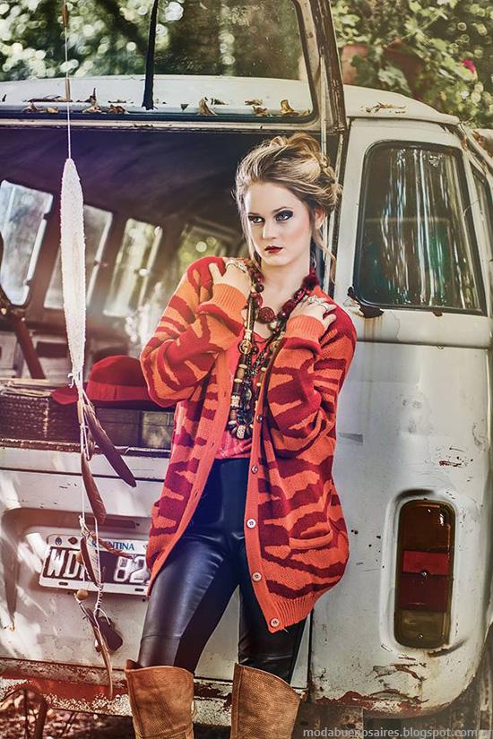 Moda tejidos 2014. Moda invierno 2014 Argentina, prendas tejidas, Skiva.